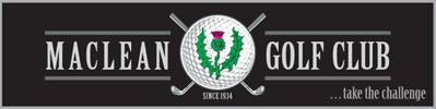 Maclean Golf Club Logo